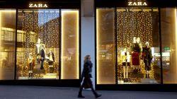 Las tiendas de ropa de Inditex venden por primera vez 12.000 millones de euros en apenas seis
