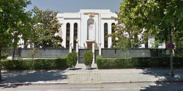 Embajada rusa en