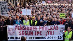 Ciudadanos y PP pactan una subida del 2% de las pensiones mínimas y de
