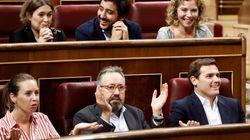 Diputados de Ciudadanos denuncian que Sánchez les ha amenazado: