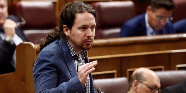 El contundente mensaje de Pablo Iglesias tras la detención de Willy