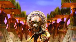 'The Lion King', el musical global que ruge en