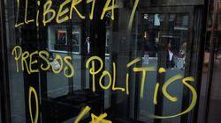 🔴EN DIRECTO- Cortan la Diagonal de Barcelona para pedir la libertad de líderes