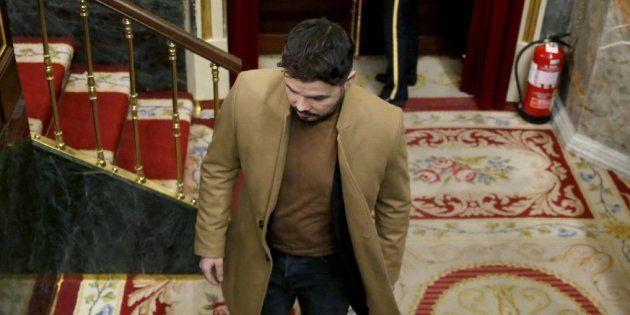 Rufián publica un irónico tuit sobre el futuro de Cifuentes y el PP de Madrid se viene arribísima con...