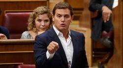 Rivera vuelve a pedir a Sánchez que muestre su tesis y Pablo Iglesias defiende al