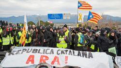 Los Comités de Defensa de la República organizan una jornada de cortes en las carreteras