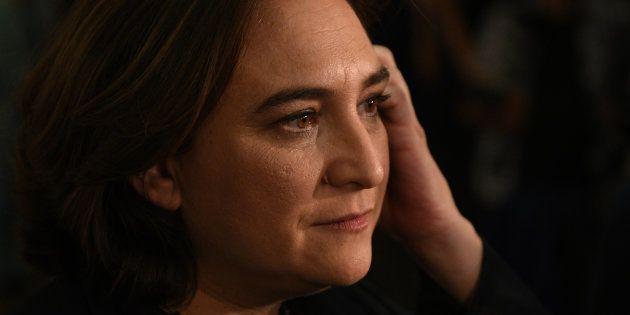Ada Colau, en una imagen tomada el pasado mayo en