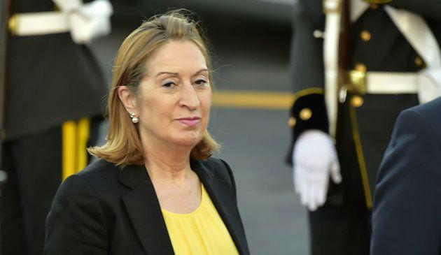 Ana Pastor, presidenta del Congreso de los
