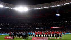 Multitud de quejas por lo que ha pasado al sonar el himno de España en el Wanda