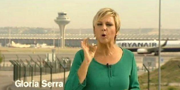 Glòria Serra pide ayuda en Twitter tras lo que le ha ocurrido en
