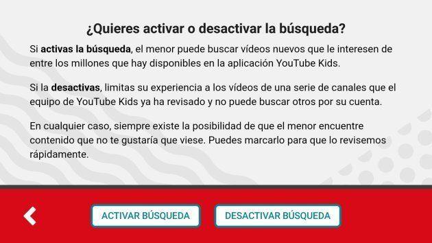 Cómo activar YouTube Kids para controlar lo que ven tus hijos en la