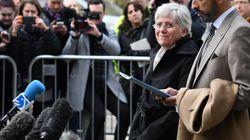 Clara Ponsatí queda en libertad bajo fianza tras entregarse una comisaría de
