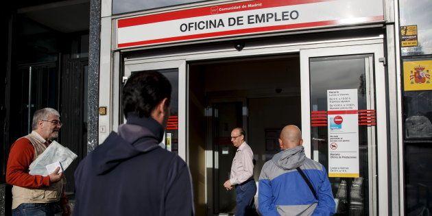 Una oficina de empleo en la Comunidad de