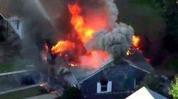Una oleada de explosiones e incendios en EEUU por fallos en el gas afecta al menos a 39