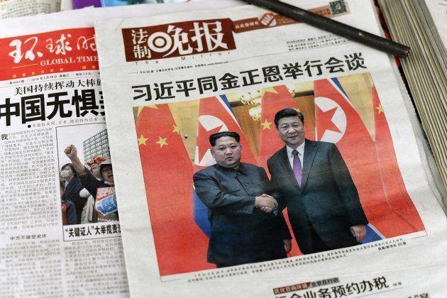 La prensa china, con el encuentro entre Lim y Xi en