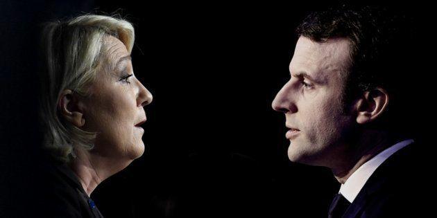 Imagen de archivo de Le Pen y
