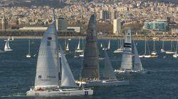Se suspende la Barcelona World Race al no encontrar patrocinadores por la inestabilidad política en