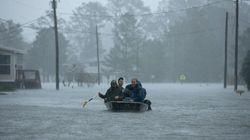 El huracán Florence deja al menos cinco muertos en Carolina del Norte