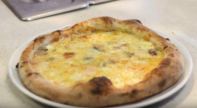 Para ratoncillos: crean una pizza en Berlín con 111 tipos de