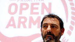 Proactiva Open Arms acusa a Italia de favorecer las devoluciones en