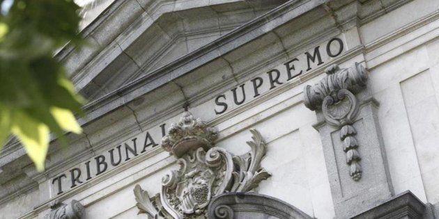 Fachada del Tribunal Supremo en