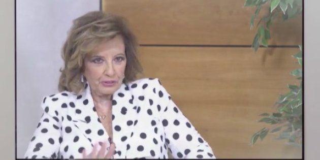 María Teresa Campos responde a Luis del Olmo: