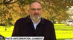 Antón Losada triunfa con esta pregunta sobre el currículum de Albert