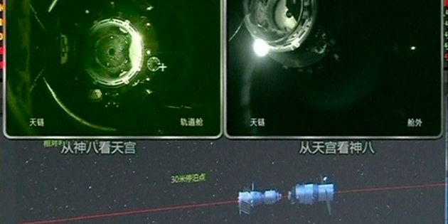 La estación espacial china caerá este domingo por la