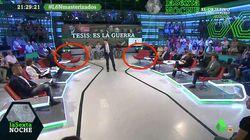 ¿Por qué no estaban Sardà y Marhuenda al inicio de 'LaSexta