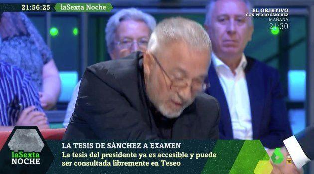 ¿Por qué no estaban Javier Sardà y Francisco Marhuenda al inicio de 'LaSexta