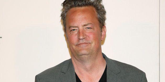 Matthew Perry, Chandler en 'Friends':