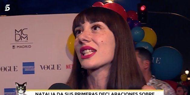 Natalia Ferviú habla en 'Socialité' sobre su sonada salida de