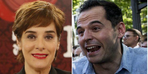 La aplaudida respuesta de Anabel Alonso a esta pregunta de Ignacio Aguado (Ciudadanos) sobre la tesis...