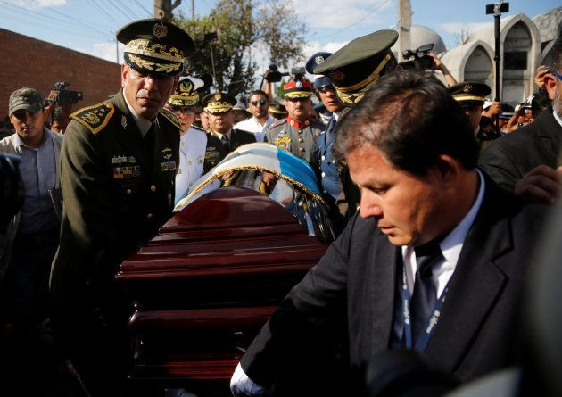 Muere a los 91 años el dictador guatemalteco José Efraín Ríos