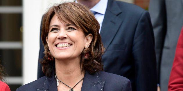 La ministra Delgado niega que se reuniera con Villarejo cuando ejercía como