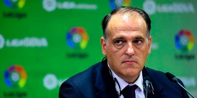 Javier Tebas, sobre la final de Copa: