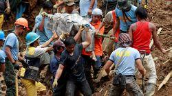 El tifón 'Mangkhut' golpea ya Hong Kong, tras dejar 65 muertos en