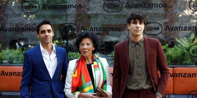 Los 'Javis' y todos los invitados al acto de Sánchez sobre los 100 días de