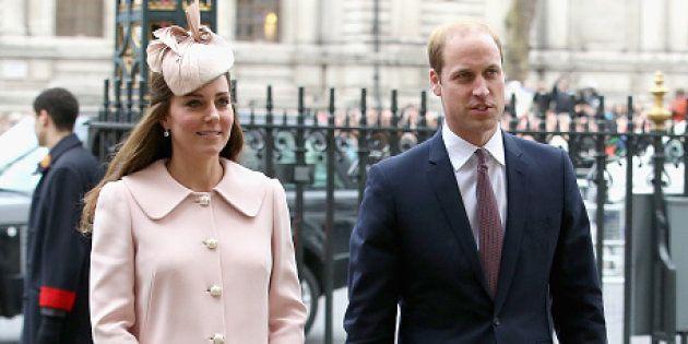 Nace el tercer hijo del príncipe Guillermo y Catalina de