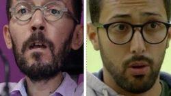 Encontronazo en Twitter entre Valtonyc y Pablo Echenique: