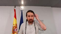 La polémica respuesta de Pablo Iglesias a un hombre que criticó su forma de