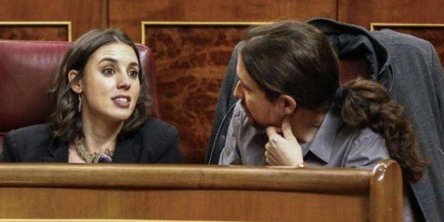 Irene Montero y Pablo