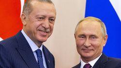 Un acuerdo entre Putin y Erdogan suspende la anunciada ofensiva contra Idlid