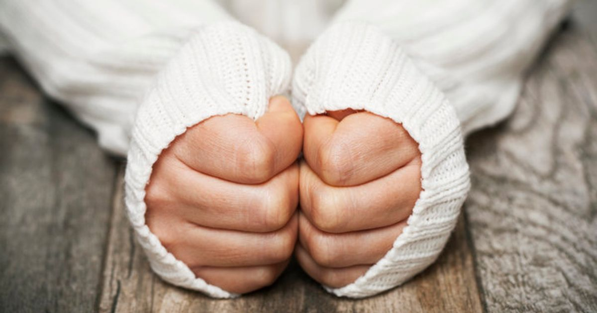 Por qué siempre tienes las manos frías? | El HuffPost