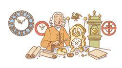 ¿Quién es John Harrison, el protagonista del 'doodle' de