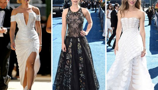 11 vestidazos para recordar de los Emmy