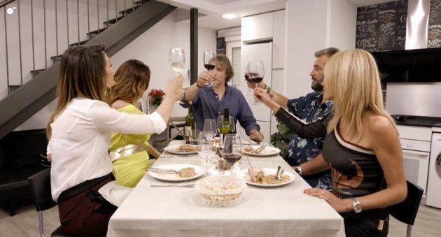 Ismael Beiro recuerda su accidente de tráfico en 'Ven a cenar