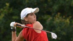 La golfista española Celia Barquin, asesinada en