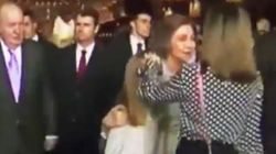 El rifirrafe entre la reina Letizia y doña Sofía por una foto a las