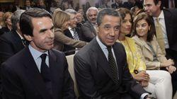 Aznar expresa su preocupación por la situación de Zaplana en prisión